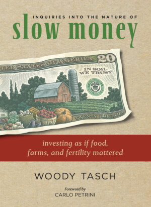 The Inquiries into the Nature of Slow Money cover