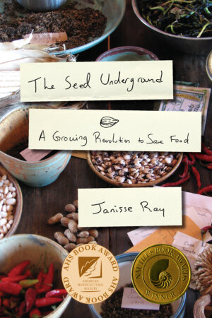 The Seed Underground cover