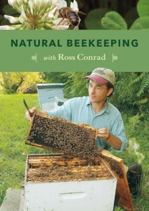 The Natural Beekeeping with Ross Conrad (DVD) cover