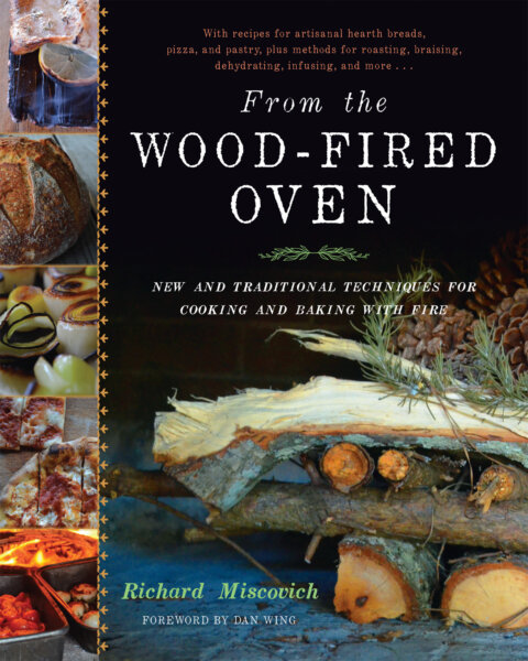 The From the Wood-Fired Oven cover