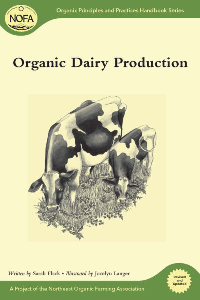 The Organic Dairy Production cover