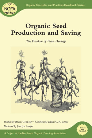 The Organic Seed Production and Saving cover