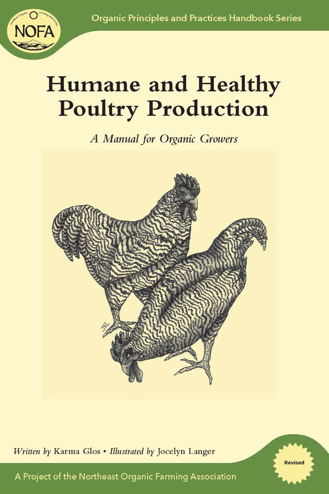 The Humane and Healthy Poultry Production cover
