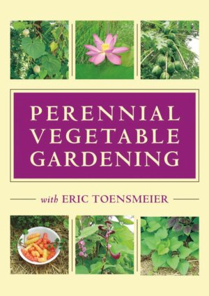 The Perennial Vegetable Gardening with Eric Toensmeier (DVD) cover