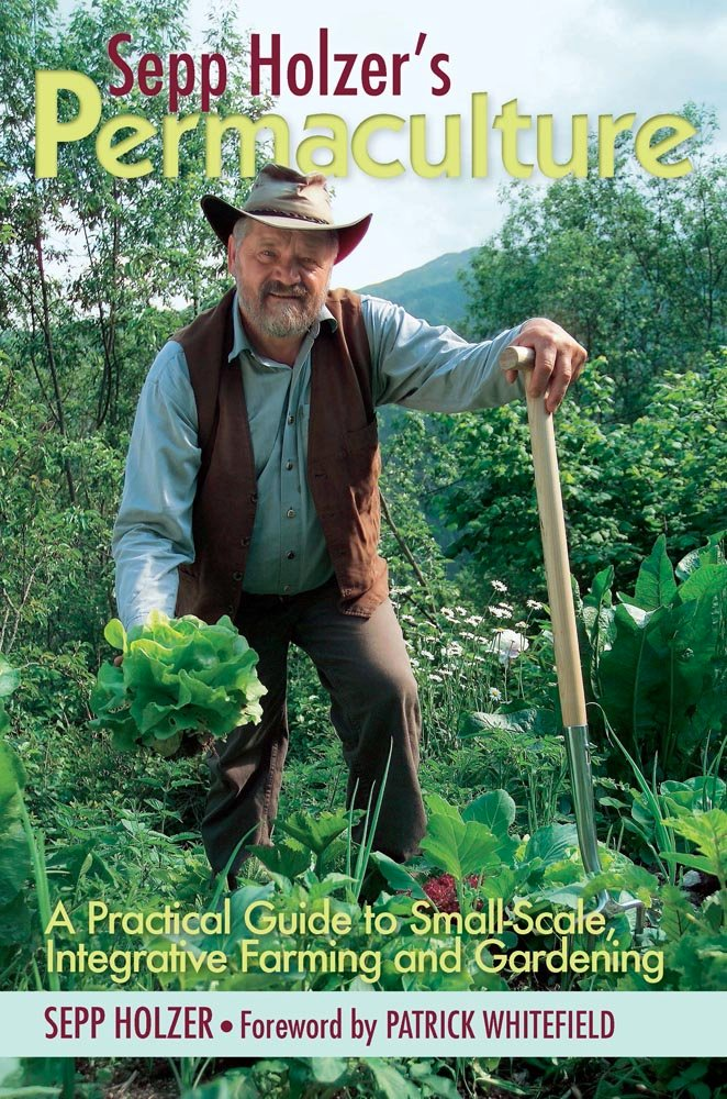 The Sepp Holzer's Permaculture cover