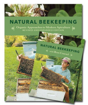 The Natural Beekeeping (Book & DVD Bundle) cover