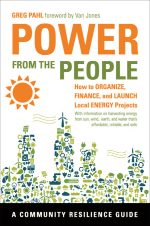 The Power from the People cover