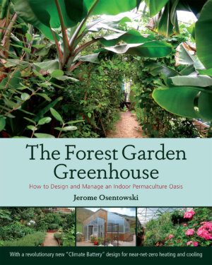 The Forest Garden Greenhouse cover