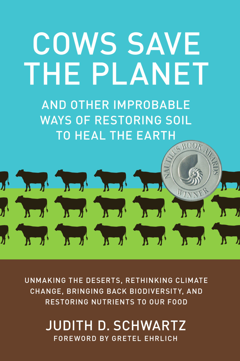 The Cows Save the Planet cover