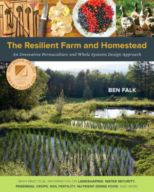 The Resilient Farm and Homestead cover