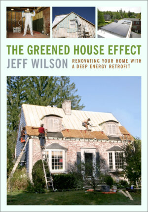 The Greened House Effect cover