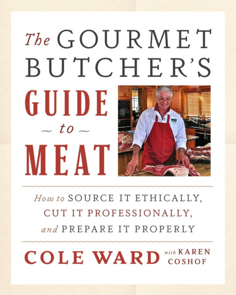 The Gourmet Butcher's Guide to Meat cover