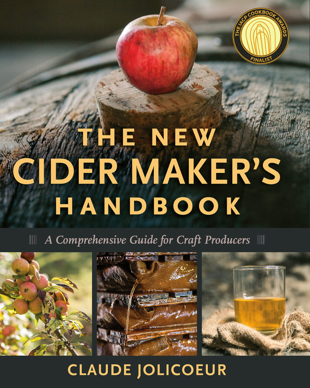 The New Cider Maker's Handbook cover