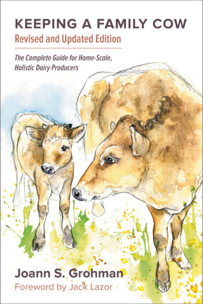 The Keeping a Family Cow cover