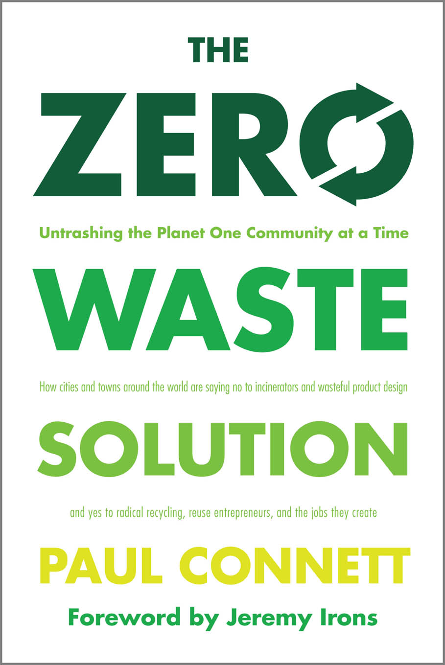 The Zero Waste Solution cover