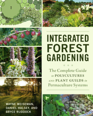 The Integrated Forest Gardening cover