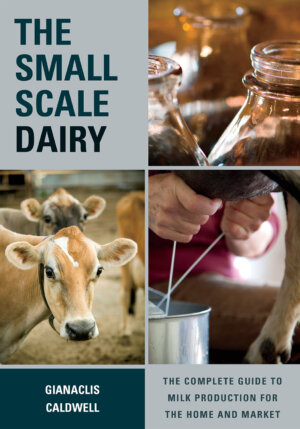 The Small-Scale Dairy cover