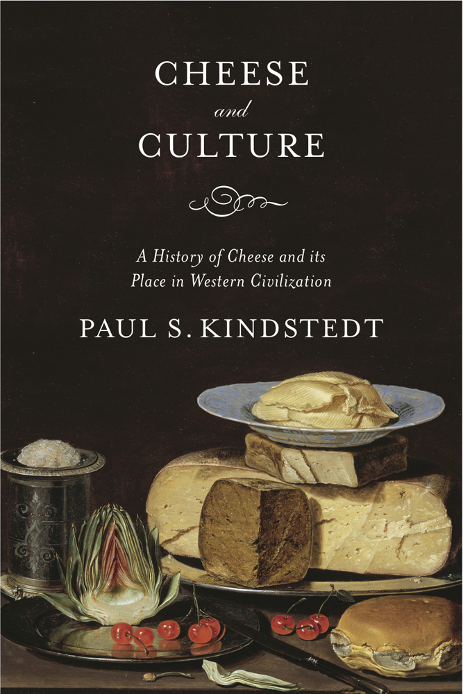 The Cheese and Culture cover