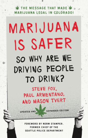 The Marijuana is Safer cover