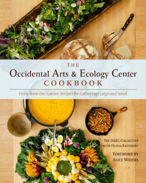 The Occidental Arts and Ecology Center Cookbook cover