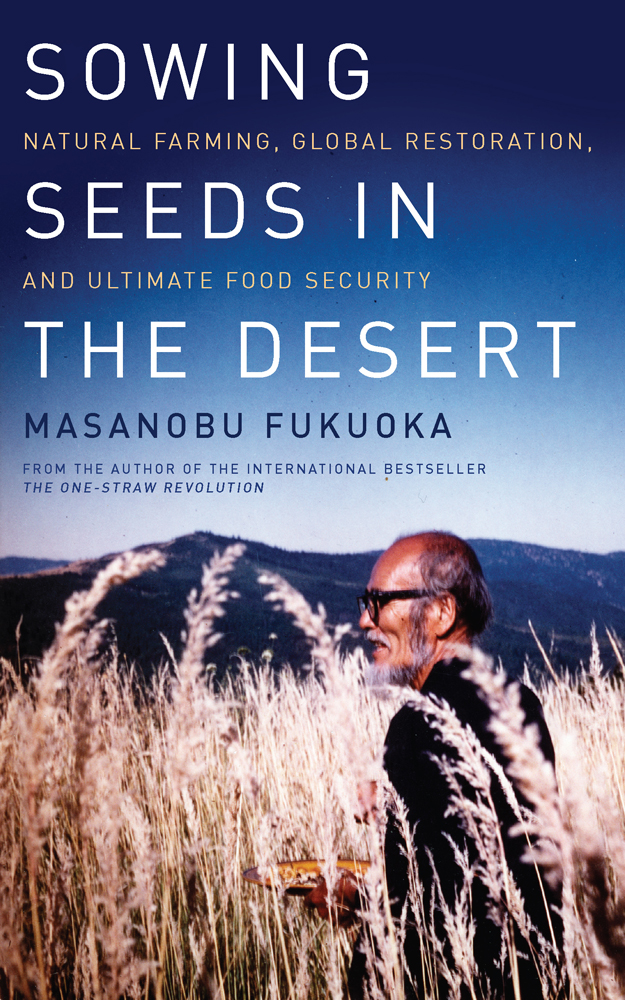 The Sowing Seeds in the Desert cover