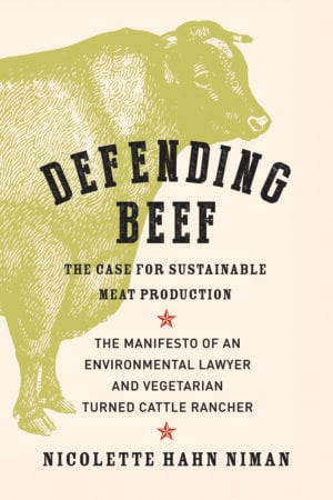 The Defending Beef cover