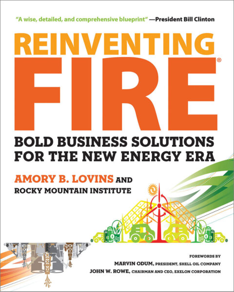 The Reinventing Fire cover