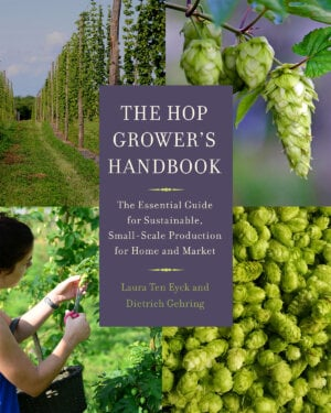 The Hop Grower's Handbook cover