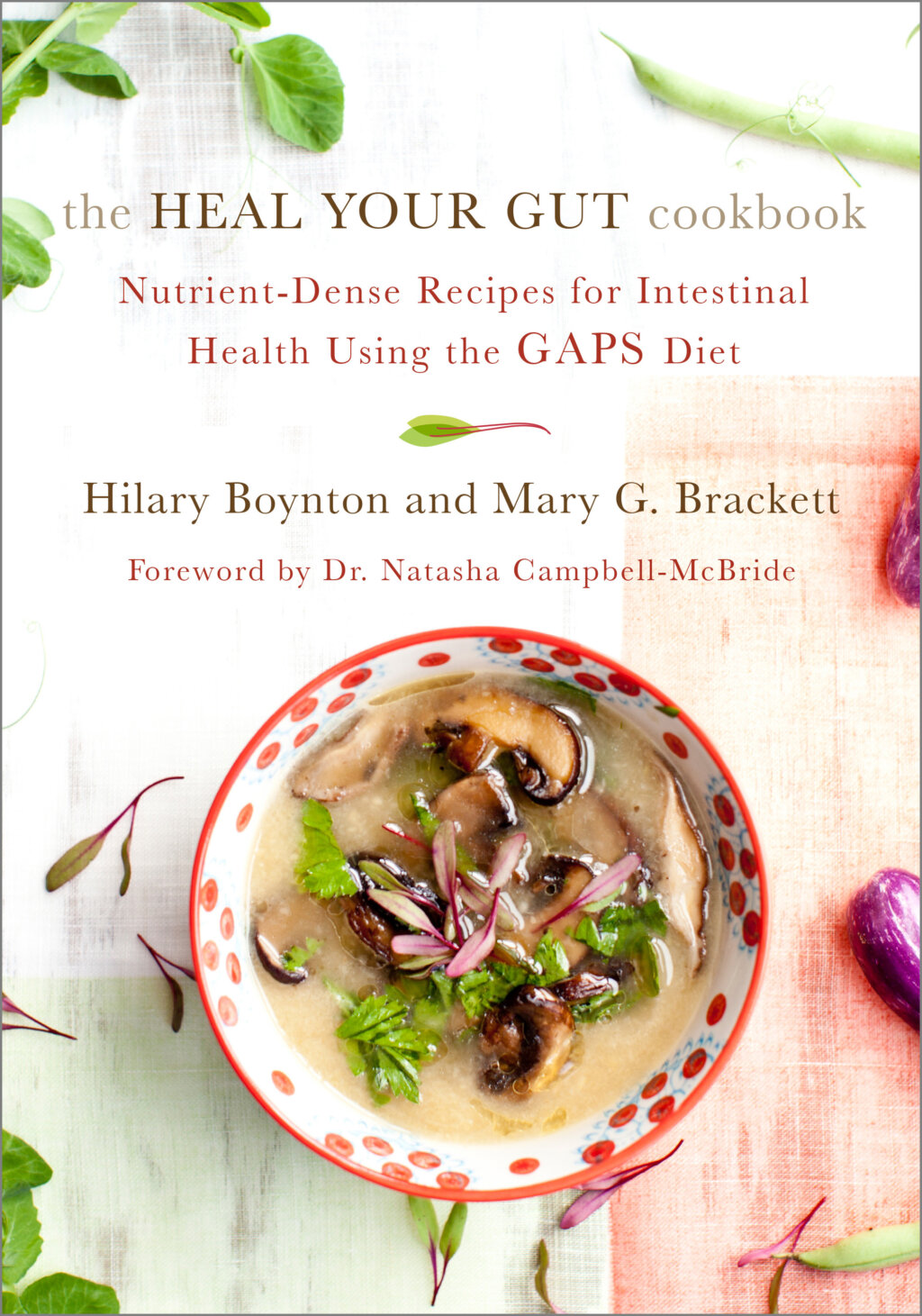 The Heal Your Gut Cookbook cover