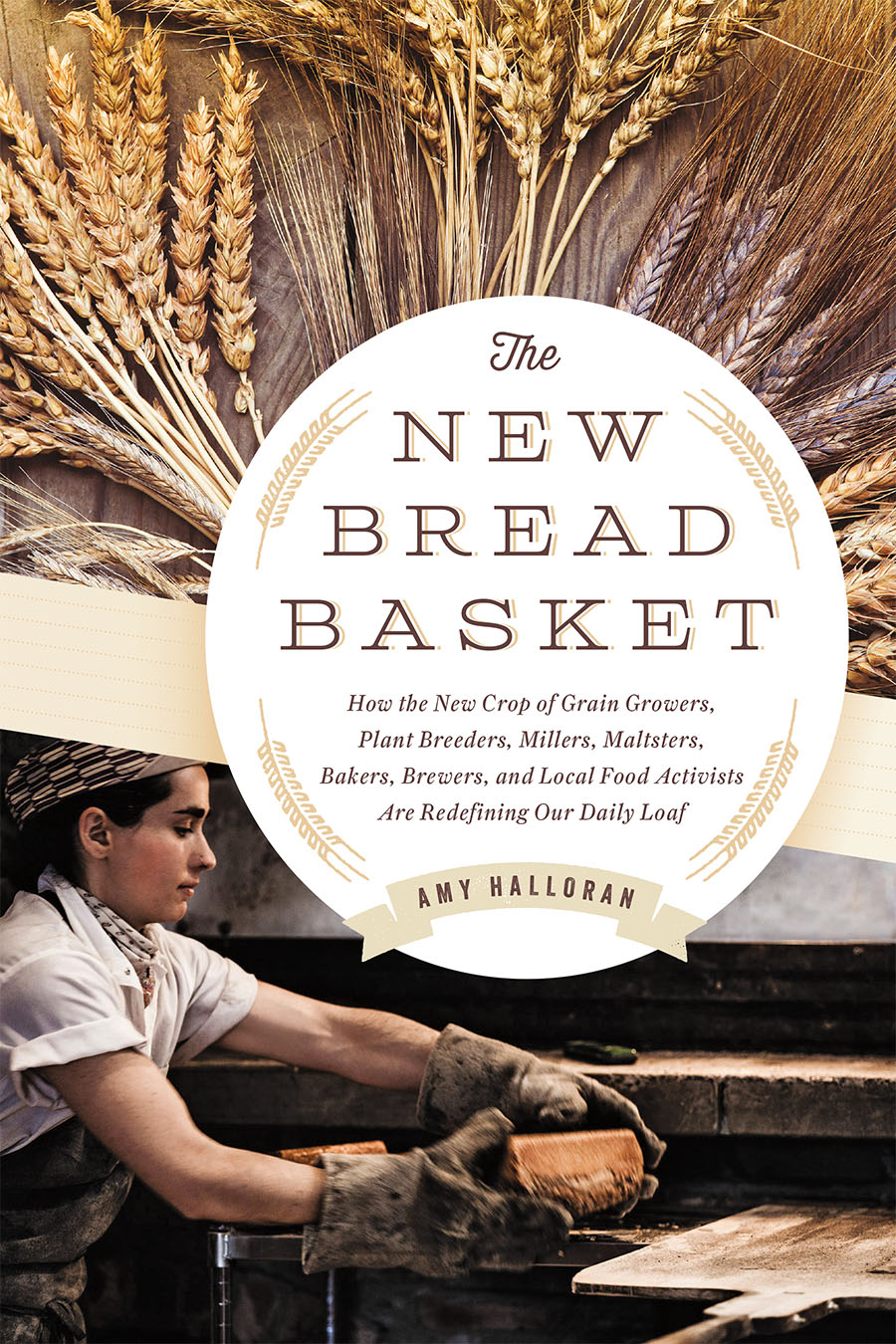 The New Bread Basket cover