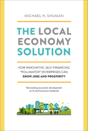 The Local Economy Solution cover