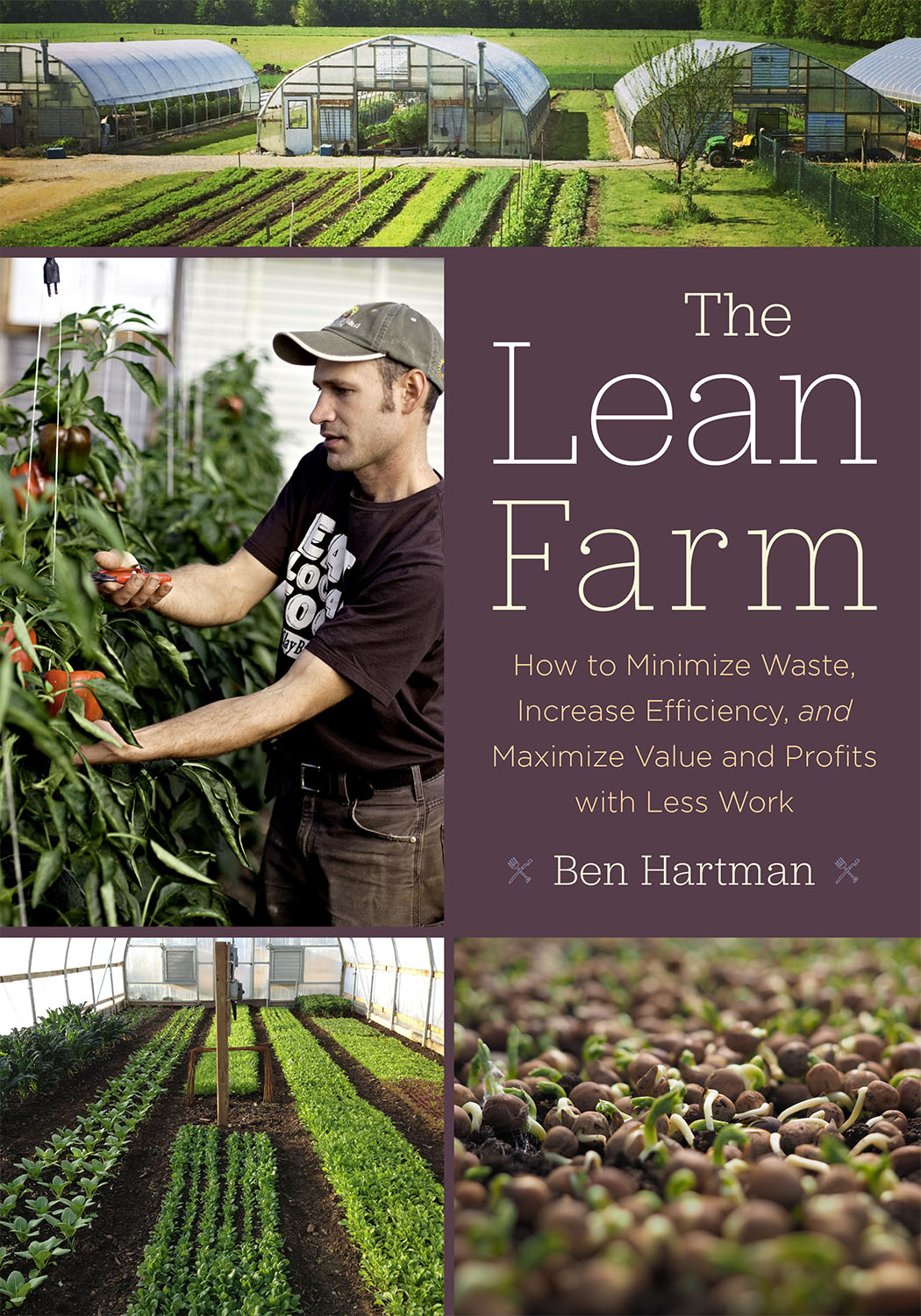 The Lean Farm cover