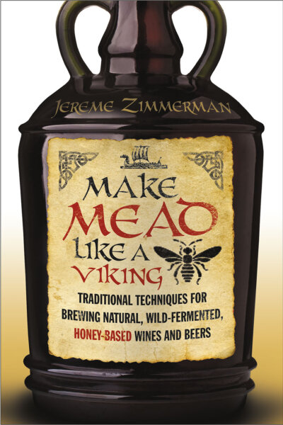 The Make Mead Like a Viking cover