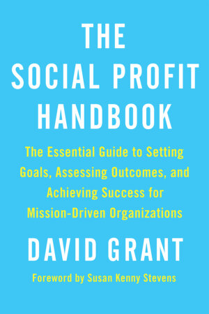 The Social Profit Handbook cover