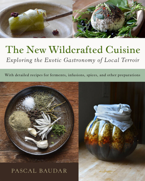 The New Wildcrafted Cuisine cover