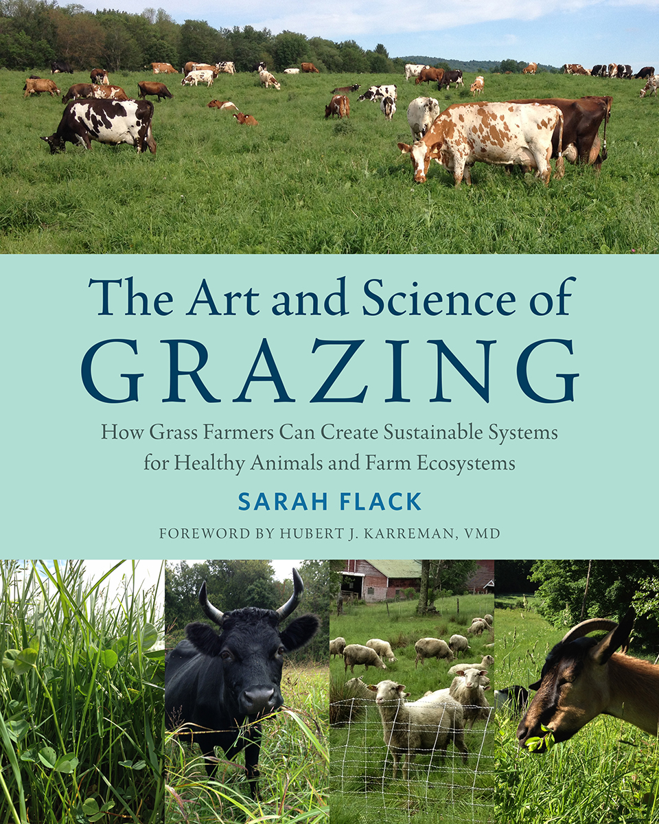 The Art and Science of Grazing cover