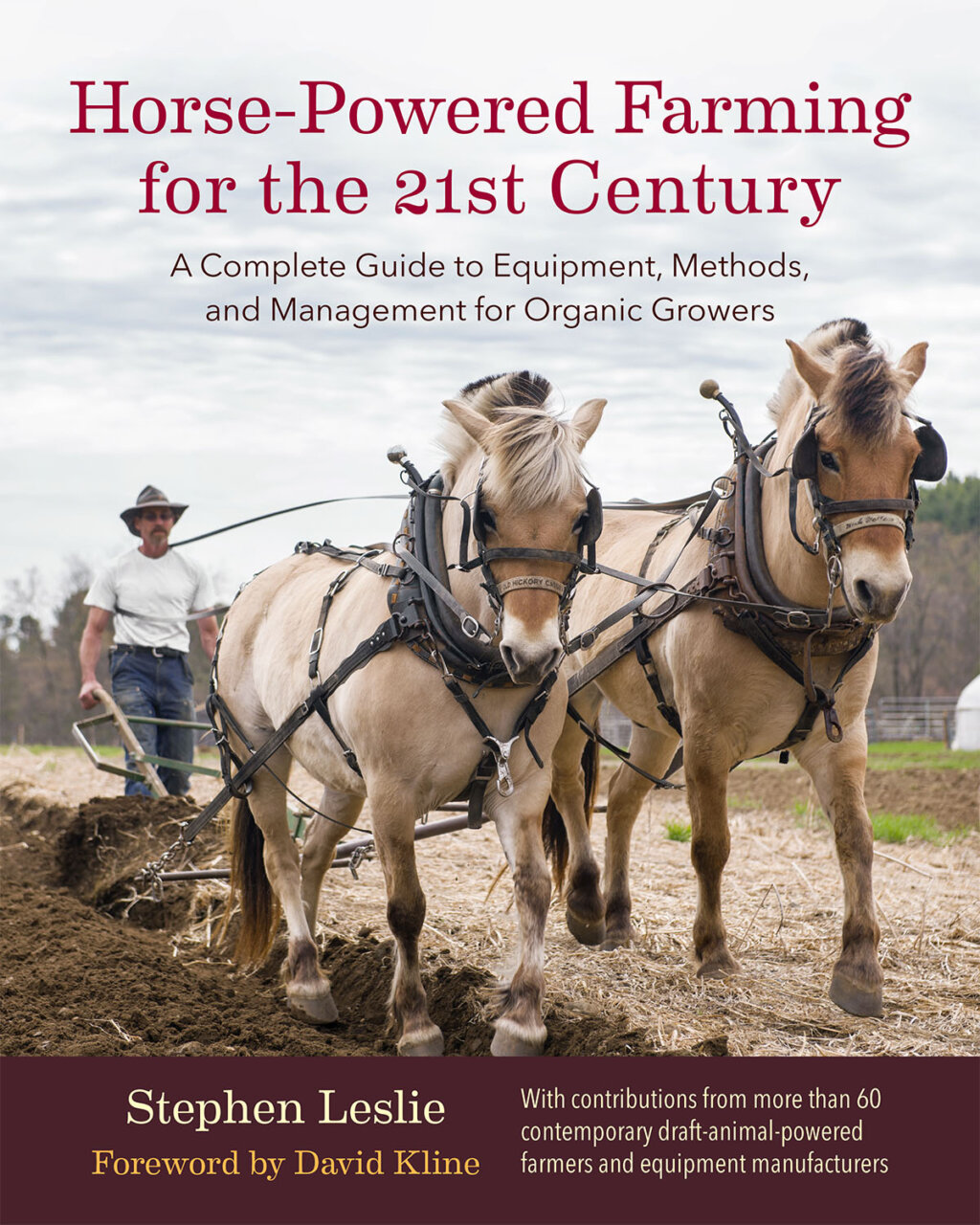 The Horse-Powered Farming for the 21st Century cover
