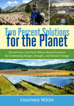 The Two Percent Solutions for the Planet cover