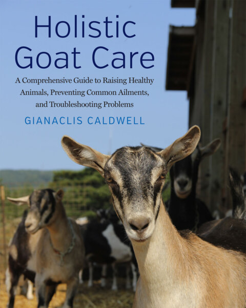 The Holistic Goat Care cover