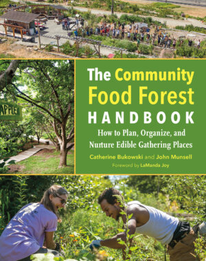 The Community Food Forest Handbook cover