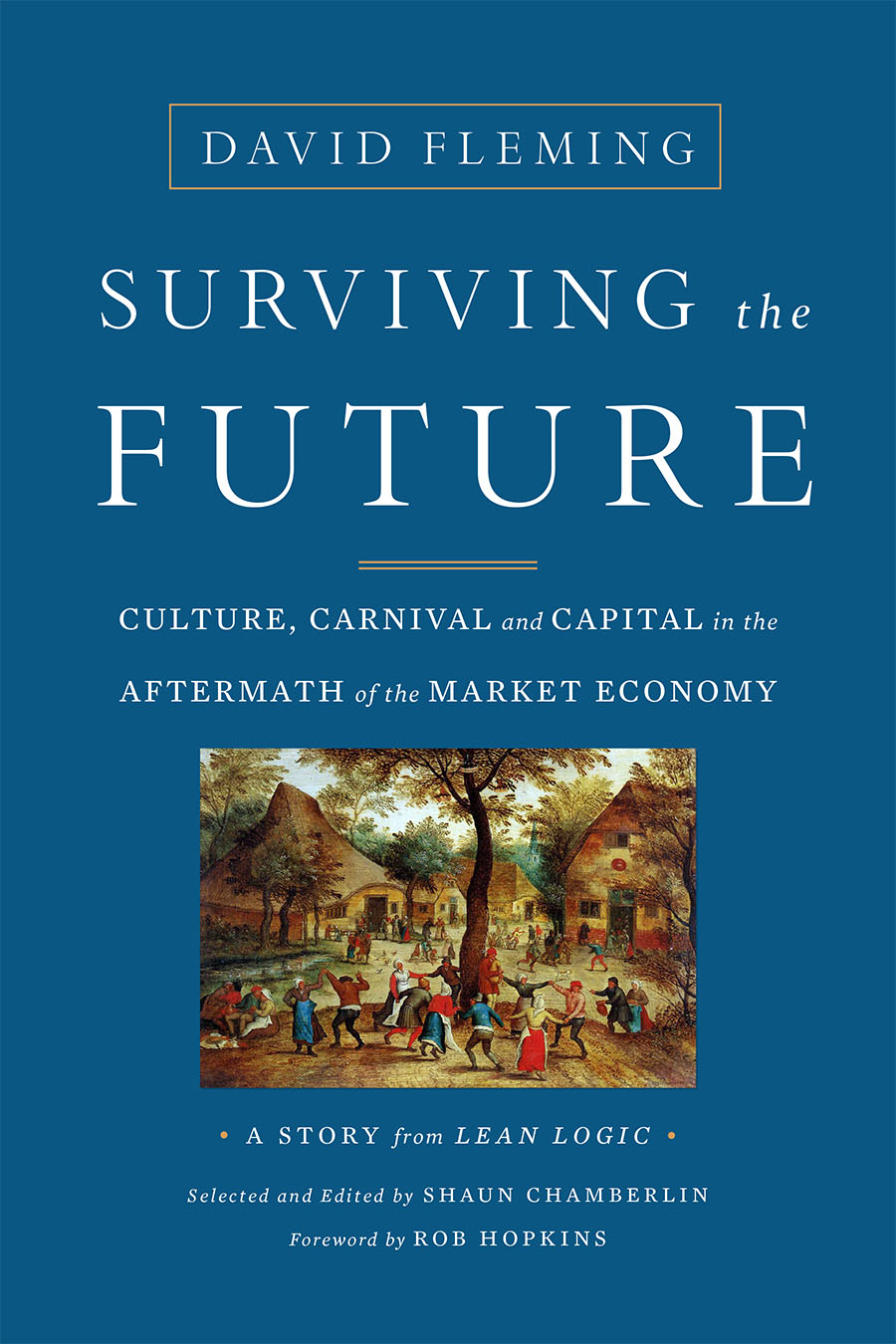 The Surviving the Future cover