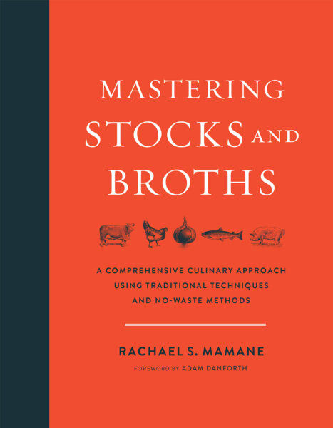 The Mastering Stocks and Broths cover