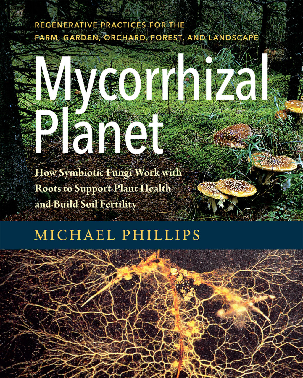 The Mycorrhizal Planet cover