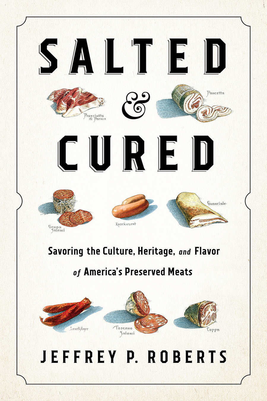 The Salted and Cured cover