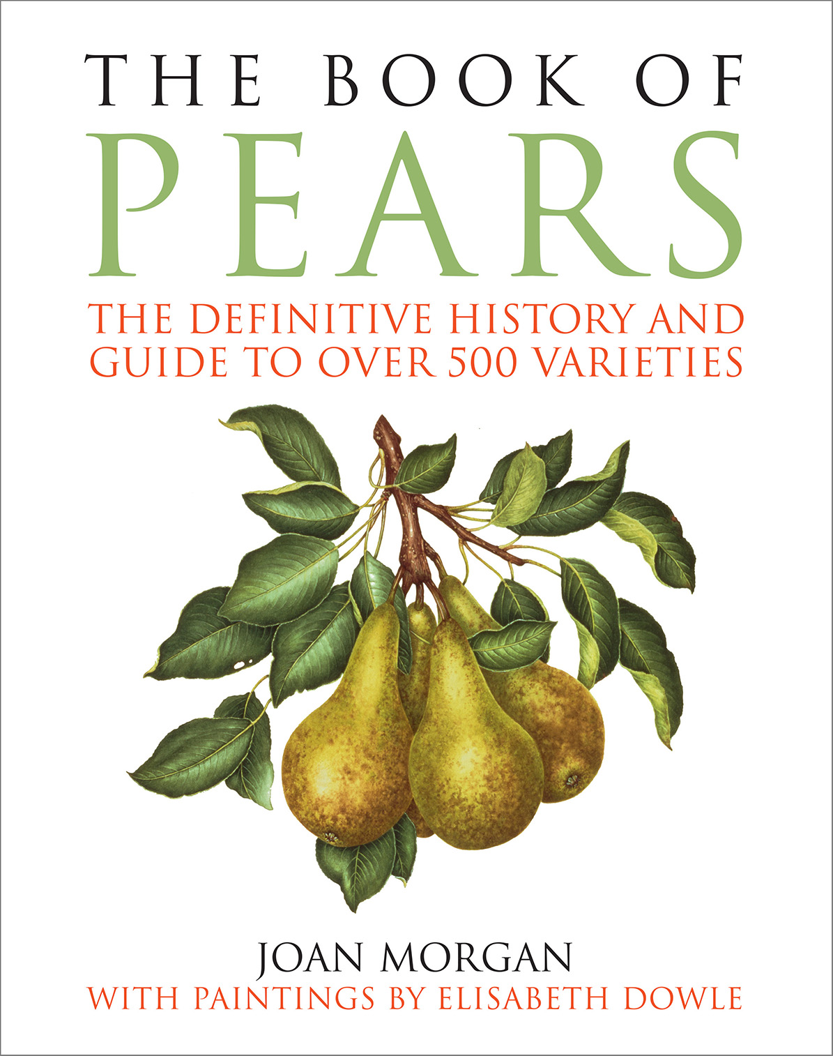 The Book of Pears cover