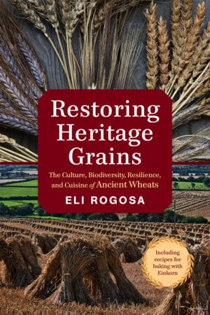 The Restoring Heritage Grains cover