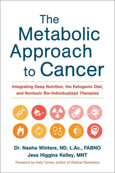 The Metabolic Approach to Cancer cover