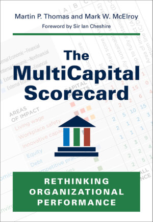 The MultiCapital Scorecard cover