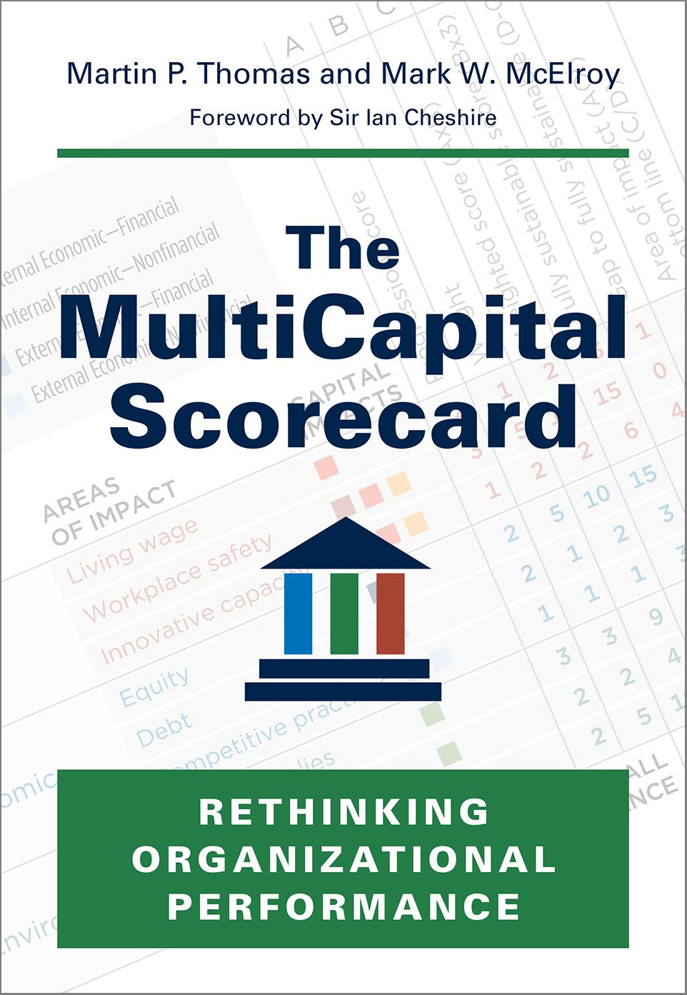 The MultiCapital Scorecard cover