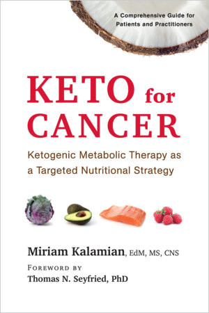 The Keto for Cancer cover